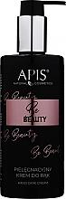 Парфюмерия и Козметика Активен крем за ръце - APIS Professional Be Beauty Hand Cream