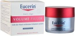 Нощен крем за възстановяване на контурите на лицето - Eucerin Dermo Densifyer Nacht — снимка N1