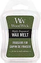 Парфюмерия и Козметика Ароматен восък - WoodWick Wax Melt Frasier Fir