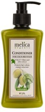 Парфюмерия и Козметика Балсам за боядисана коса - Melica Organic for Coloured Hair Conditioner