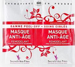 Парфюмерия и Козметика Пилинг маска за лице - Secrets des Fees Anti Age Mask