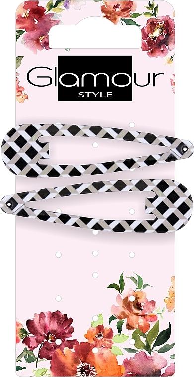 Фиби за коса, 417674, черно-бяла - Glamour