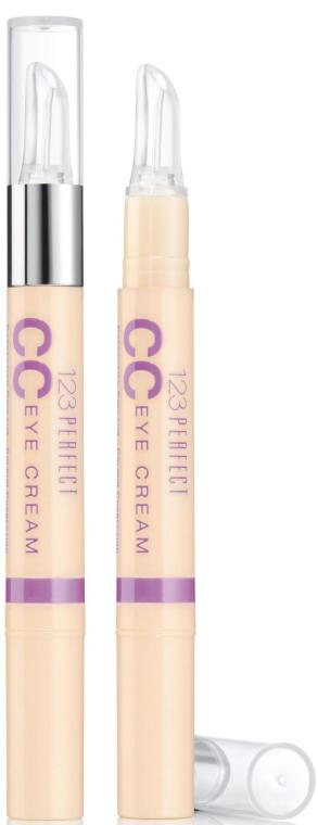 Околоочен коректор - Bourjois 123 Perfect CC Eye Cream