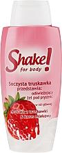 Парфюмерия и Козметика Душ гел с екстракт от ягоди - Shake for Body Shower Gel Strawberry