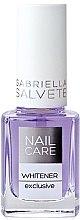 Парфюмерия и Козметика Средство грижа за ноктите - Gabriella Salvete Nail Care Whitener Exlusive