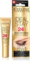 Парфюми, Парфюмерия, козметика Основа за сенки - Eveline Cosmetics Ideal Stay 24h