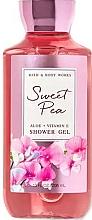 Парфюмерия и Козметика Bath and Body Works Sweet Pea - Душ гел