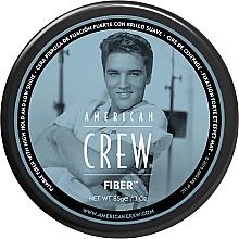Парфюмерия и Козметика Паста със силна фиксация - American Crew Classic Fiber