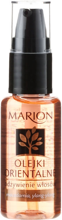 Подхранващо масло за коса - Marion Regeneration Oriental Oil