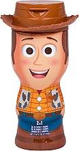 Парфюмерия и Козметика Душ гел - Disney Toy Story 4 Woody Shower Gel