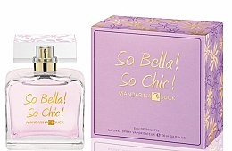 Парфюми, Парфюмерия, козметика Mandarina Duck So Bella! So Chic! - Тоалетна вода