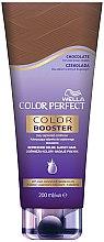 Парфюми, Парфюмерия, козметика Тониращ балсам за коса - Wella Color Perfect Color Booster