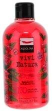 Парфюми, Парфюмерия, козметика Гел за душ - Aquolina Vivi Natura Elegant Peony Petals Bath Shower Gel
