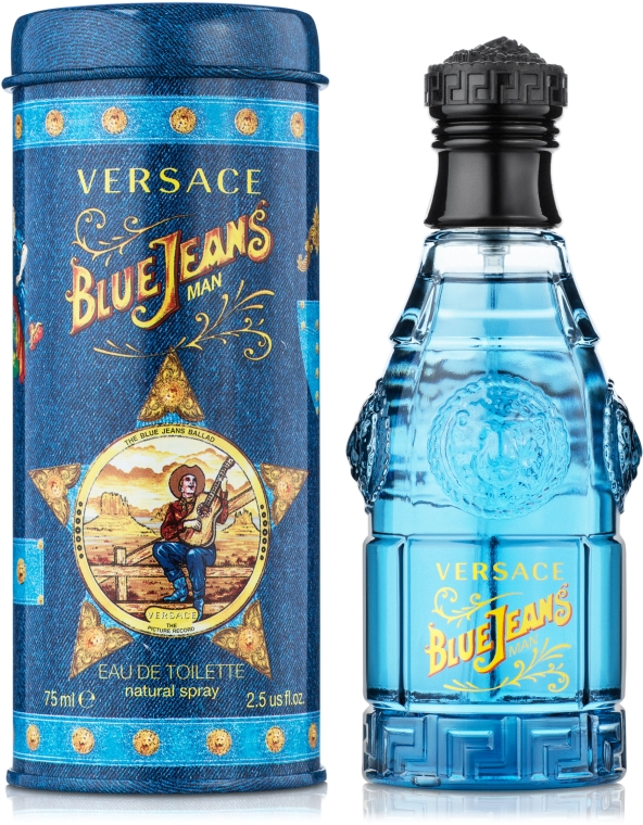 Versace Blue Jeans - Тоалетна вода