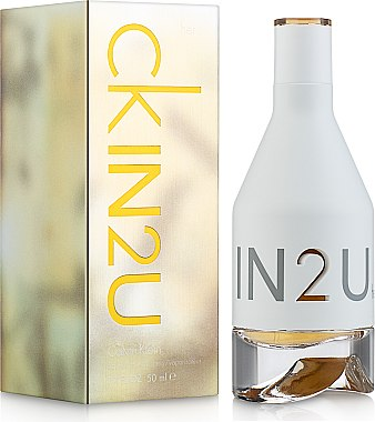 Calvin Klein CK IN2U Her - Тоалетна вода — снимка N3