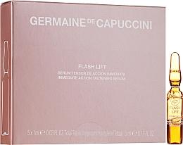 Парфюмерия и Козметика Серум за лице - Germaine de Capuccini Flash Lift