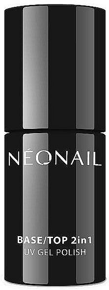 База-топ за гел лак 2 в 1 - NeoNail Professional Base/Top 2in1 UV Gel Polish