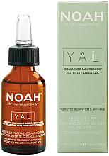 Парфюмерия и Козметика Серум за крехка и изтощена коса - Noah YAL Anti-Breaking Filler Serum
