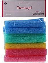 Парфюмерия и Козметика Ролки за коса, 14 бр - Donegal Sponge Rollers