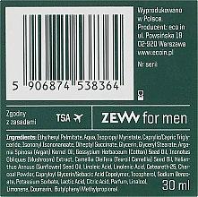 Масло за брада - Zew For Men Beard Oil — снимка N3