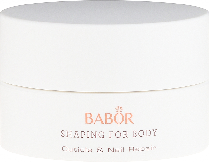 Крем за кожички и нокти - Babor Cuticle & Nail Repair — снимка N2