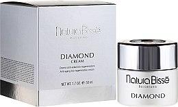 Парфюмерия и Козметика Регенериращ био крем против стареене, за суха кожа - Natura Bisse Diamond Cream