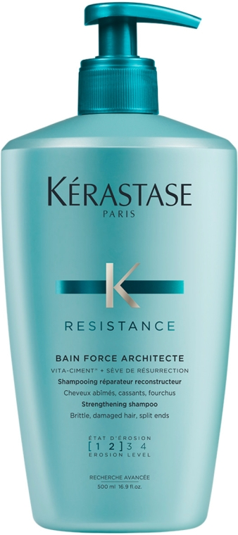 Подхранващ шампоан - Kerastase Brain Force Architecte