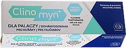 Парфюмерия и Козметика Паста за зъби за пушачи - Clinomyn Smokers Toothpaste Fresh Mint