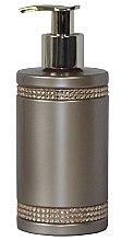 Течен сапун - Vivian Gray Brown Crystals Luxury Cream Soap — снимка N2