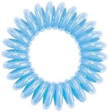 Парфюми, Парфюмерия, козметика Ластик за коса - HH Simonsen Hair Cuddles Light Blue