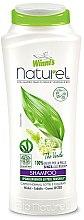 Парфюми, Парфюмерия, козметика Шампоан за коса с натурален екстракт от зелен чай и кестен - Winni's Naturel Shampoo The Verde