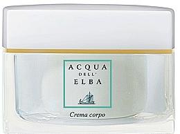 Парфюмерия и Козметика Acqua Dell Elba Blu - Крем за тяло с хиалурон