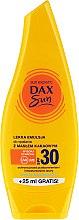 Парфюмерия и Козметика Емулсия за тяло с какаово масло - Dax Sun Body Emulsion SPF 30