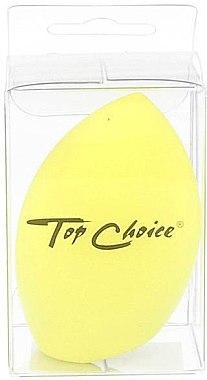 Гъба за грим 36156, жълта - Top Choice — снимка N1