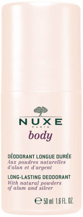 Дезодорант рол-он - Nuxe Body Long-Lasting Deodorant