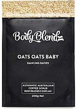 """Парфюми, Парфюмерия, козметика Скраб за тяло """"Овес"""" - Body Blendz Oats Oats Baby Scrub"""