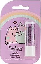 Парфюмерия и Козметика Балсам за устни - The Beauty Care Company Pusheen Strawberry Lip Balm