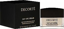 Парфюмерия и Козметика Околоочен крем - Cosme Decorte Vi-Fusion 24/7 Eye Cream
