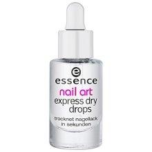 Парфюми, Парфюмерия, козметика Бързосъхнещи капки - Essence Circus Circus Nail Art Express Dry Drops