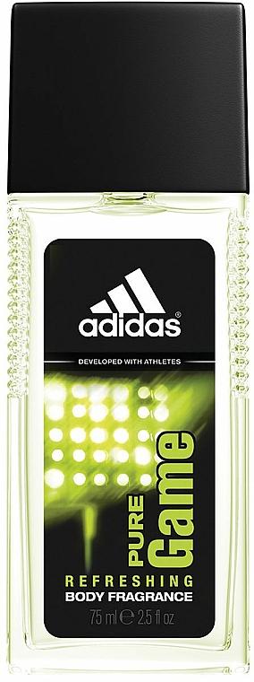 Adidas Pure Game - Комплект (спрей/75ml + душ гел/250ml) — снимка N2