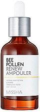 Парфюми, Парфюмерия, козметика Серум за лице - Missha Bee Pollen Renew Ampouler