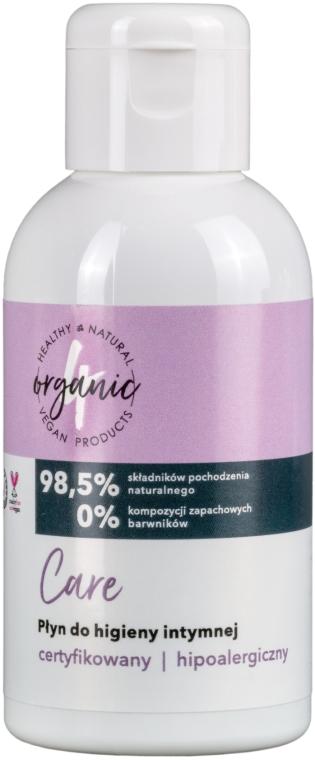 Гел за интимна хигиена - 4Organic Care Intimate Gel