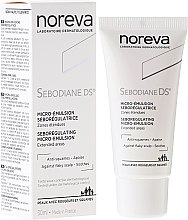 Парфюмерия и Козметика Серум за коса - Noreva Sebodiane DS Sebum-Regulating Micro-Emulsion