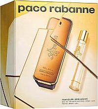 Парфюмерия и Козметика Paco Rabanne 1 Million - Комплект тоалетна вода (edt/100ml + edt/20ml)