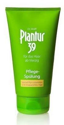 Балсам против косопад за боядисана и увредена коса - Plantur Pflege Spulung — снимка N1