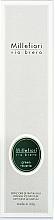 "Парфюмерия и Козметика Аромадифузер ""Зелена свежест"" - Millefiori Milano Via Brera Diffuser Green Reverie"