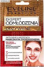 Парфюми, Парфюмерия, козметика Маска против зачервяване 3в1 - Eveline Cosmetics Expert Nutrition Actively Soothing Face Mask for Redness