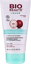 Парфюмерия и Козметика Ексфолиращ почистващ крем за лице - Nuxe Bio Beaute Rebalancing Exfoliating Cleansing Cream