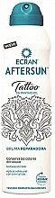 Парфюмерия и Козметика Спрей за след слънце - Ecran Aftersun Tattoo Repair Mist