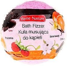 Парфюми, Парфюмерия, козметика Бомбичка за вана, розова - Belle Nature